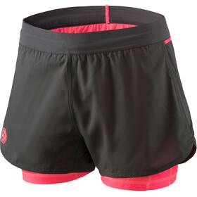 Dynafit Alpine Pro 2in1 Shorts Women asphalt